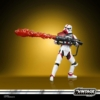 Kép 2/3 - Star Wars Vintage Collection The Mandalorian Kenner Action Figure Incinerator Trooper mozgatható figura 10 cm