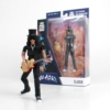 Kép 2/2 - GUNS & ROSES BST AXN mozgatható gyűjtői Rock akció figura Slash 13 cm
