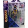 Kép 2/2 - Marvel Select X-Men Psylocke mozgatható figura 18 cm