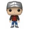 Kép 1/2 - POP!  Movies Back to the Future Marty in Future Outfit PoP figura 9 cm