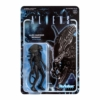 Kép 2/2 - Aliens ReAction Wave 1 Alien Warrior Midnight Black retro figura 10 cm
