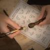 Kép 2/2 - Harry Potter Filmes Replika Albus Dumbledore Varázspálca toll 40 cm