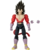 Kép 1/2 - DRAGON BALL  Super Dragon Stars mozgatható Super Saiyan 4 Vegeta akciófigura 15 cm