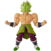 Kép 1/2 - DRAGON BALL Super Dragon Stars mozgatható Super Saiyan Broly figura 18 cm