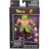 Kép 2/2 - DRAGON BALL Super Dragon Stars mozgatható Super Saiyan Broly figura 18 cm