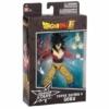 Kép 2/2 - DRAGON BALL Super Dragon Stars Super Saiyan Goku 4 mozgatható figura 17 cm