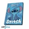 Kép 1/4 - DISNEY Lilo & Stitch  A5 méretű vonalas jegyzetfüzet