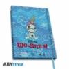 Kép 3/4 - DISNEY Lilo & Stitch  A5 méretű vonalas jegyzetfüzet