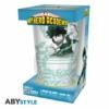 Kép 2/2 - MY HERO ACADEMIA prémium üvegpohár 400 ml