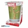 Kép 2/2 - MARVEL A Galaxis Őrzői Groot prémium üvegpohár 400 ml
