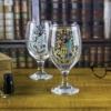 Kép 1/2 - HARRY POTTER Hogwarts Roxfort színváltós díszpohár 300 ml