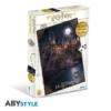 Kép 1/2 - HARRY POTTER Hogwarts 1000 darabos puzzle kirakós társasjáték