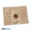 Kép 2/2 - HARRY POTTER Marauder's Map Tekergők Térképe 1000 darabos puzzle kirakós társasjáték