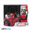 Kép 4/4 - MARVEL Spider-man Pókember multiverse hőre változó bögre 460 ml