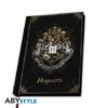 Kép 1/6 - HARRY POTTER Hogwarts Roxfort premium A5 méretű notesz füzet
