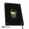 Kép 2/6 - HARRY POTTER Hogwarts Roxfort premium A5 méretű notesz füzet