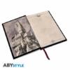 Kép 5/6 - HARRY POTTER Hogwarts Roxfort premium A5 méretű notesz füzet