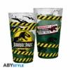 Kép 1/4 - JURASSIC PARK Danger High Voltage premium üvegpohár 400 ml