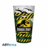 Kép 2/4 - JURASSIC PARK Danger High Voltage premium üvegpohár 400 ml