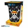 Kép 4/4 - ONE PIECE Luffy premium üvegpohár 400 ml