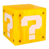 Kép 2/3 - NINTENDO  Super Mario Question Block kocka persely