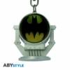 Kép 2/6 - DC COMICS BATMAN Bat signal világító 3D kulcstartó