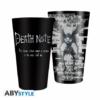 Kép 1/5 - DEATH NOTE Ryuk premium üvegpohár