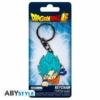 Kép 4/4 - DRAGON BALL SUPER Saiyan Blue Goku PVC kulcstartó