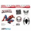 Kép 1/3 - MARVEL Spider-man Pókember matrica csomag