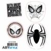 Kép 3/3 - MARVEL Spider-man Pókember matrica csomag
