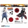 Kép 1/3 - NARUTO Itachi & Sasuke Uchiha matrica csomag
