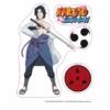 Kép 2/3 - NARUTO Itachi & Sasuke Uchiha matrica csomag