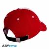 Kép 2/3 - DRAGON BALL Red & White Capsule Corp logo állítható baseball sapka