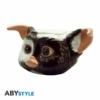 Kép 1/4 - GREMLINS Szörnyecskék Gizmo 3D bögre