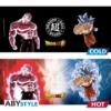 Kép 3/4 - DRAGON BALL SUPER Goku vs Jiren hőre változó bögre