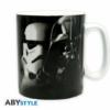 Kép 1/4 - STAR WARS Vader with Trooper 460 ml bögre