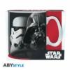 Kép 4/4 - STAR WARS Vader with Trooper 460 ml bögre