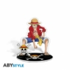Kép 1/3 - ONE PIECE Luffy Acryl dísz figura