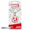 Kép 3/4 - MARVEL Avengers Bosszúállók logo PVC kulcstartó
