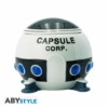 Kép 1/2 - DRAGON BALL Capsule Corp spaceship 3D bögre
