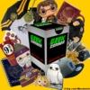 Kép 2/2 - HARRY POTTER Mystery Geekbox meglepetés csomag L