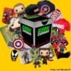 Kép 2/2 - MARVEL Mystery Geekbox meglepetés csomag XXL