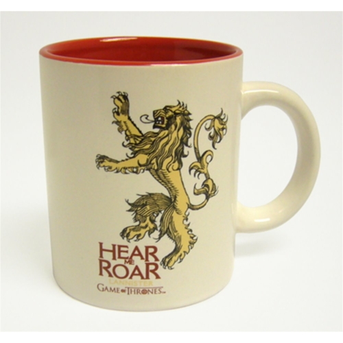 Game of Thrones Trónok Harca Lannister Hear me Roar 320ml bögre