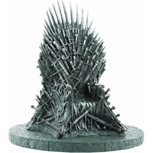 Game of Thrones Iron Throne - Trónok harca Vastrón szobor
