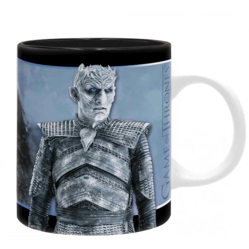 Game of Thrones Viserion and Night King - Trónok harca bögre