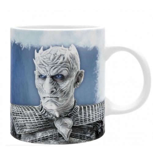 Game of Thrones Night King Éj Király Trónok harca bögre 320 ml