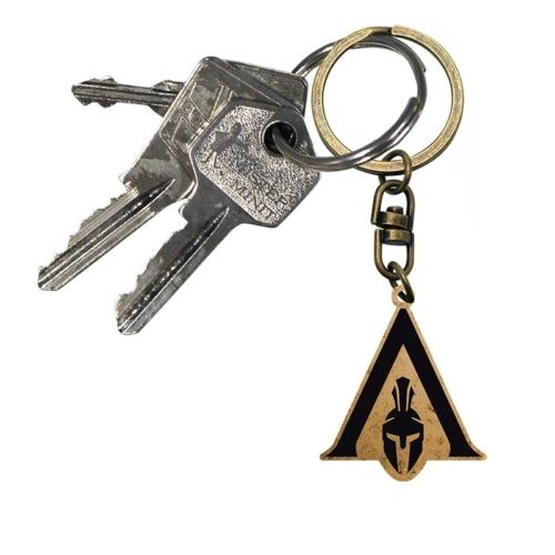 Assassin's Creed Odyssey fém kulcstartó