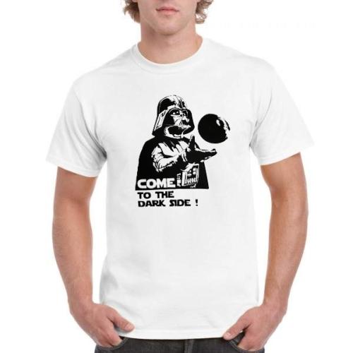 Star Wars - Csillagok Háborúja - Come to the dark side póló
