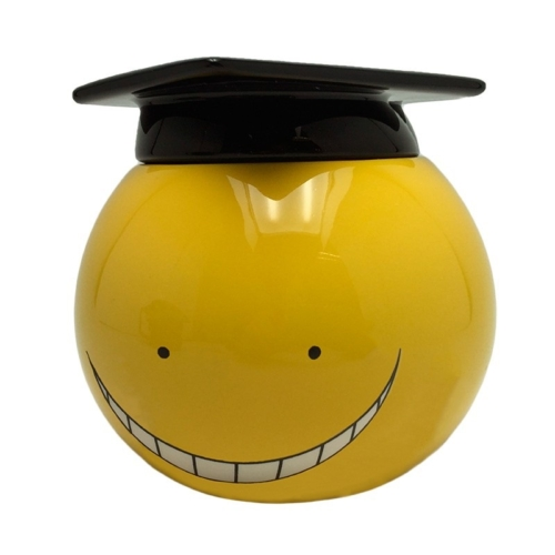 ASSASSINATION CLASSROOM Koro Sensei 3D bögre 500 ml