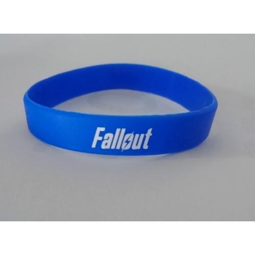 Fallout szilikon karkötő